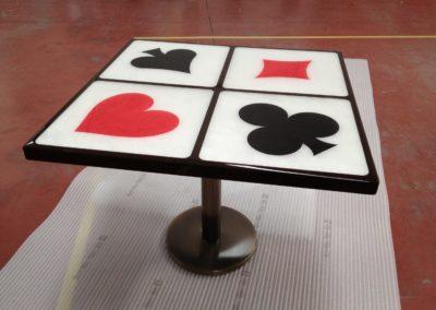 tavolo carte